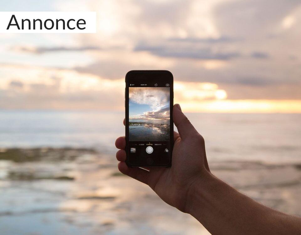 Huawei telefoner
